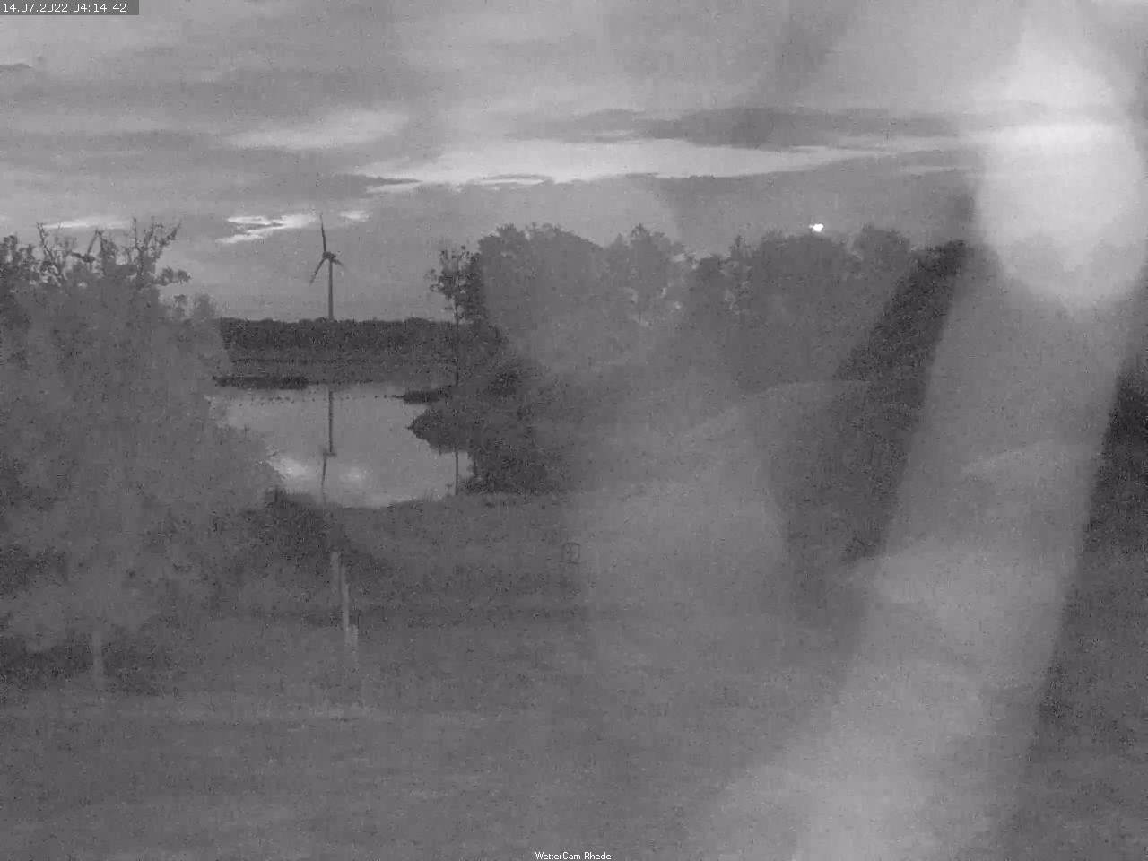 Wetter WebCam Rhede